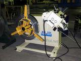 압박 선에 있는 직선기 사용을%s 가진 0.3-3.2mm 물자 Uncoiler