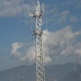 Предварительная конфигурация 50 Seivice жизни оттяжки антенны лет башни телекоммуникаций