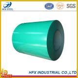 A cor revestiu as bobinas de aço de aço da bobina PPGI