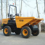 Fcy30 4WD descarregador de derrubada hidráulico do local de 3.0 toneladas