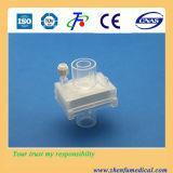 El filtro viral bacteriano de Hme, filtro de aire, material de papel de la membrana de la fibra de vidrio