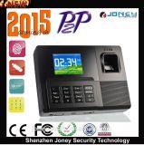 Assistência ao sistema de atendimento ao funcionário Assistência biométrica de tempo de impressão digital (JYF-C071)
