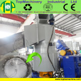 Machine de granulation de HDPE chaud de vente pour le plastique de rebut avec l'extrudeuse de décarburation