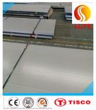 Feuille galvanisée ASTM 316L d'acier inoxydable de plaque en acier