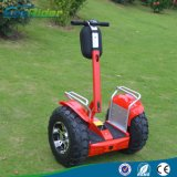 Собственная личность колес тележек гольфа 2 самоката электрическая балансируя электрический самокат