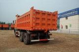 De Vrachtwagen van de Kipper van Benz 6X4 290HP van het noorden