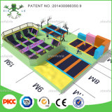 Manufacture professionnel Indoor Trampoline Park avec Factory Price