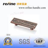 Poignée en alliage de zinc de tiroir de Cabinet (Z-564)