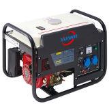 3.5kw/3.5kVA 작은 휴대용 침묵하는 전기 가솔린 발전기