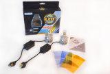 Linterna del coche LED del Temp DIY 20W 2800lm del color