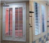 Classical UPVC Plantation obturador de la ventana Sistemas (BHP-SCW03)