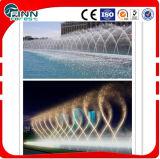 Fontaine d'eau extérieure de décoration d'intérieur en gros d'oscillation
