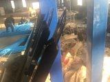 2100mm x 2400mm 얼룩 흑색 화약은 창 안전 수비대 관 담 위원회를 주름을 잡았다