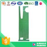 Delantal plástico disponible coloreado modificado para requisitos particulares