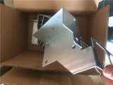 Штемпелевать покрынный цинком кронштейн вентилятора воздуходувки с гайками Pem