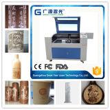 máquina de grabado del laser 3D para el MDF de madera del acrílico