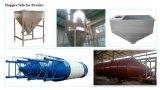 Tolva de almacenaje del acero inoxidable para las materias primas secas