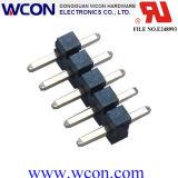 3.96 Einzelne Reihe von &deg 180; BAD Pin-Vorsatz