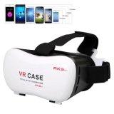 3D Vr Gläser des Fall-Realität-Kopfhörer-3D für iPhone 6s 7 PlusSamung Handy der Galaxie-S7 Edg Sony HTC Huawei
