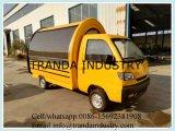 Handelsnahrungsmittellaufkatze-Karre/mobile Nahrungsmittelkühlraum-Karre