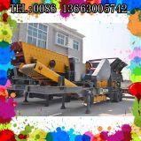 이동할 수 있는 건축 폐기물처분 및 재생 공장