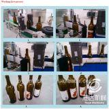 Wein-Flaschen-automatische Etikettiermaschine