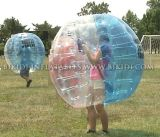 1.5m 1.0mm TPU Crazy Loopyballs、Soccer Bubble、Human Bubble Ball、Human Inflatable Bumper Ball