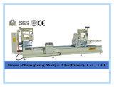 Machine de découpage en aluminium de profil de guichet