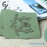Contrassegno di gomma circolare del PVC di Chaoyi di alta qualità