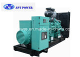 Gerador diesel comercial de 750kVA de reserva com motor diesel de energia Cummins