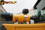 Carregador de pá quente de Weifang da venda com forquilha da pálete