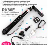 MiniSelfie Stick Bluetooth Monopod Selfie 8in1 Kit (OM-RK86)