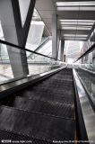 Rolltreppe im Supermarkt