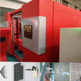 cortador del metal de la fibra de la fuente de laser de 1000W Spi para el aluminio de 3m m