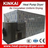 Secador profissional da bomba de calor dos produtos agrícolas da máquina de secagem dos macarronetes da manufatura