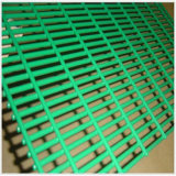 Treillis métallique soudé enduit par PVC de pouce d'Anping 1/2 (LT-016)