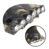 свет шлема 6-LED