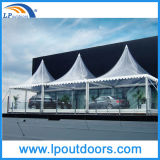 5X5m Transparent Wedding Party Marquee Pagoda Tent