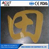 CNC 플라스마 기계 세륨을%s 가진 직업적인 절단 금속 기계 광고, SGS
