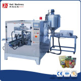 액체와 Paste Packing Machine (Double Filling)