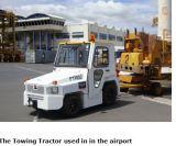 Aircraft Towing Tractor 2.5ton Aircraft Towing Tractor