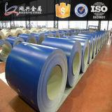 Bobina de aço de alumínio Prepainted flexibilidade de PPGI & de zinco