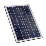 20 watt un comitato solare policristallino da 12 volt per fuori dalla barca di carico di batteria di griglia rv