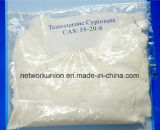 99% Purity Steroid Hormone Muscle Growth 58-20-8 Testosterone Cypionate