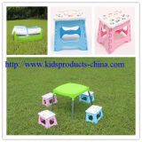 2014 nuevo Style Kid Meal/Picnic Desk y Chairs