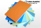PVC de couleur Rigid Sheets pour Extraction Tank Manufacture