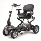CE Certificated Folding Trarel Mobility Scooter (LN-022)
