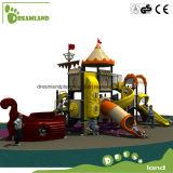 専門の子供の屋外の販売のための運動場によって使用される屋内運動場装置