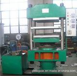 Vier Spalte-hydraulische Vulkanisator-Gummimaschine