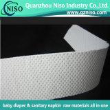 Papel absorbente de la pulpa de la pelusa para la servilleta sanitaria